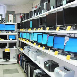 Компьютерные магазины Кошек