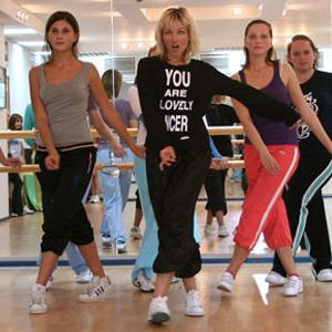 Школы танцев Кошек