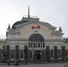 Железнодорожные вокзалы в Кошках