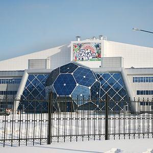 Спортивные комплексы Кошек