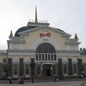 Железнодорожные вокзалы Кошек